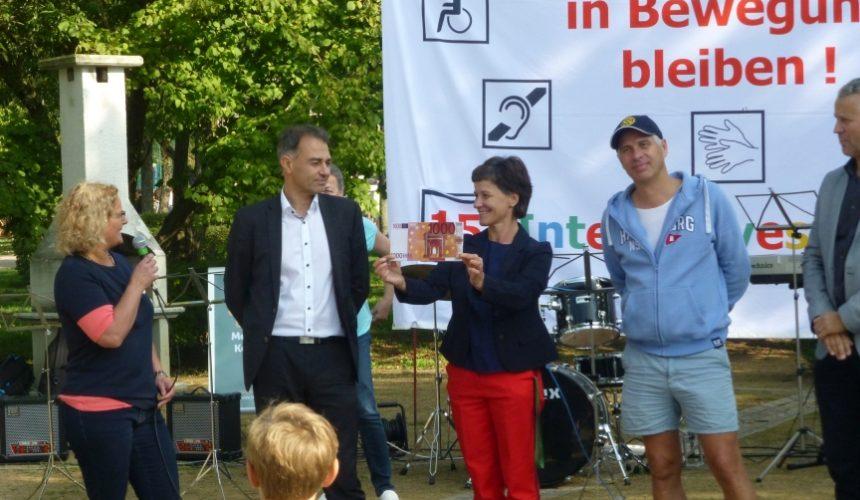 Integratives Sportfest Weimar – gemeinsam kreativ spielen!